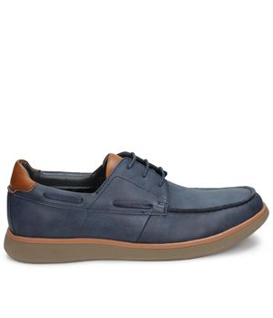 Zapato Masculino Cello Azul