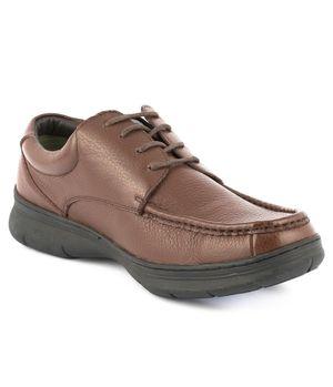 Zapato Masculino Ravena Laces Café