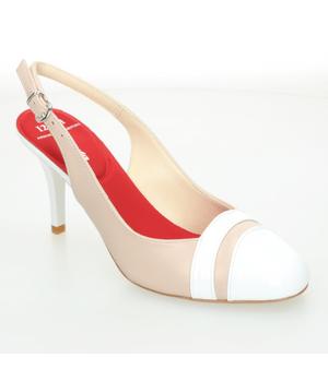Zapato Femenino Isabella Beige